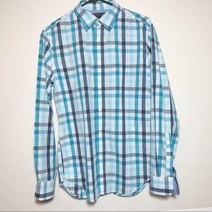 Banana Republic  button down men's shirt sz Small